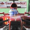 F1:la corsa per la pole rinviata per troppa pioggia