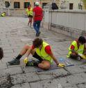 I giovani di Castelfranco si prendono cura della loro città