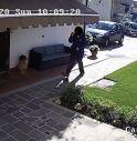 Entra in casa e ruba denaro da una borsa: incastrato con le immagini della videosorveglianza