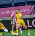 Nel debutto in Challenge Cup i Leoni compiono l'impresa e sbancano Parigi 44-20
