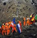 Italia e Svizzera più vicine con il San Gottardo, tunnel ferroviario da record