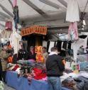un'immagine d'archivio del mercato