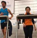 60 giorni consecutivi di maratona sul tapis roulant: completate le prime 8
