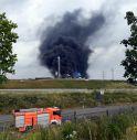 Germania, esplosione a Leverkusen