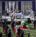 funerali di Luca Attanasio, l'ambasciatore nella Repubblica democratica del Congo