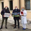 I Lions di Vittorio Veneto per i bambini della pediatria dell'ospedale di Conegliano