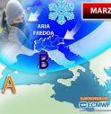 Primavera e freddo: che tempo farà da lunedì 1° marzo