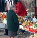 Coronavirus, a Vittorio Veneto riapre il mercato: mascherina e guanti obbligatori