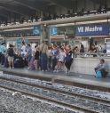 la stazione di Mestre
