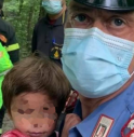 Nicola è salvo: trovato vivo bimbo scomparso