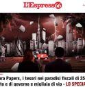 Pandora Papers, Espresso: 'Tesori offshore per capi di Stato e vip'