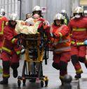 Parigi, 4 accoltellati vicino ex sede Charlie Hebdo