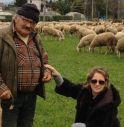 Dieci minuti coi pastori. E le pecore