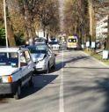 Incidente a catena a Vittorio Veneto, donna finisce in ospedale