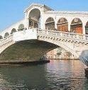 Venezia, restauro Ponte Rialto
