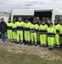 Un nuovo furgone per la Protezione Civile di Trevignano