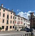 progetto piazza Balbi Valier a Pieve di Soligo