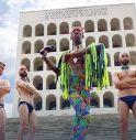 Pace fatta tra il Roma Pride e Fendi: