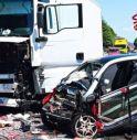 un'immagine dell'incidente di San Fior