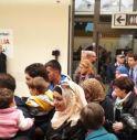 93 profughi siriani arrivano in Italia grazie a un corridoio umanitario