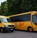 Scuolabus a Vedelago