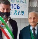 Pietro Fornasier con il sindaco Soldan