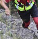 Colpito da blocco di ghiaccio in Val di Gares, scalatore in gravi condizioni