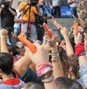 Studenti di tutta Italia in piazza