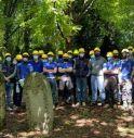 Conegliano, esperienza al cimitero ebraico per i ragazzi della scuola edile