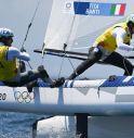Tokyo 2020, Tita e Banti medaglia d'oro nella vela