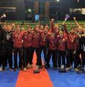Karate Castelfranco sugli scudi agli Italiani di Ostia Lido