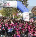 Corri in Rosa: sui pettorali i messaggi di incoraggiamento delle donne