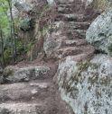 Una 'magica' scalinata (di duemila anni fa)