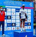 Spinazzè è argento tricolore Under 23 nel Duathlon Sprint