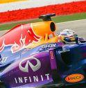 Gp Malesia, doppietta Red Bull e Vettel trionfa davanti a Webber. Alonso fuori