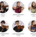Ecco i semifinalisti del Concorso di Violino di Vittorio Veneto