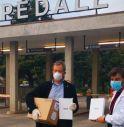 Rotary di Conegliano-Vittorio Veneto, donati dodici tablet al Covid hospital
