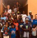Volontarie mottensi in Togo