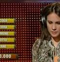 GIULIA VINCE 90 MILA EURO ALL'EREDITA'