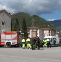 SUICIDIO ALL'EX CAVA ITALCEMENTI