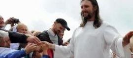"""""""Io sono la reincarnazione di Gesù"""": arrestato in Siberia ex vigile urbano"""