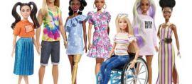 Barbie inclusive