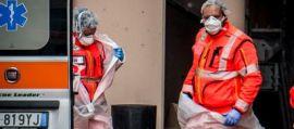 Coronavirus, oltre 18800 morti in Italia