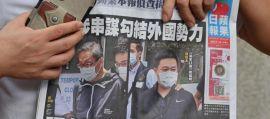 Hong Kong, niente rilascio su cauzione per direttore e Ad Apple Daily