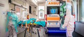 Coronavirus, oltre 15800 morti in Italia