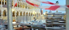 Barriera in vetro a protezione della Basilica di San Marco
