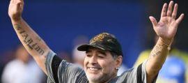 Argentina in lacrime per Maradona: 3 giorni di lutto
