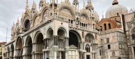 Cinta di vetro attorno a San Marco