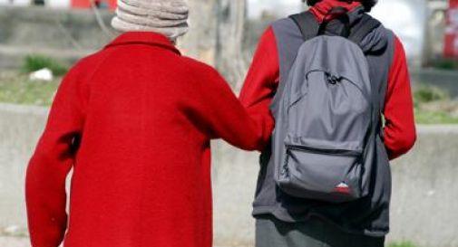 Studio, giovani attenti verso anziani percepiti come bisognosi.