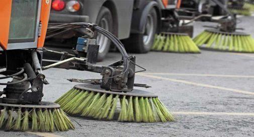 Scatta lunedì a Oderzo la sanificazione delle strade